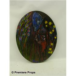 Halloween II Oval Painting Movie Props