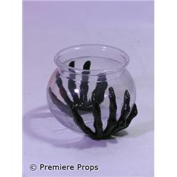Halloween II Skeleton Hands Candy Dish Movie Props