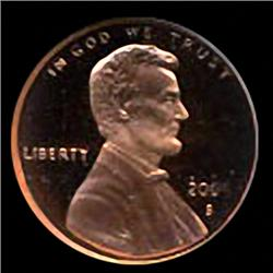 2005S US Lincoln Cent Proof Coin PR70 (COI-3608)