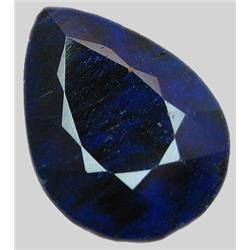 96ct RARE Exceptional Natural Rich Royal Blue African Sapphire Gem (GEM-8177)