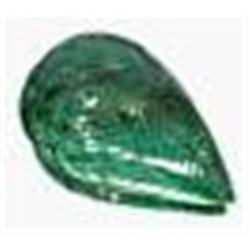 500ct Winsome S. American Emerald Carved Hand Work Gemstone RETAIL $28500 (GEM-8359)
