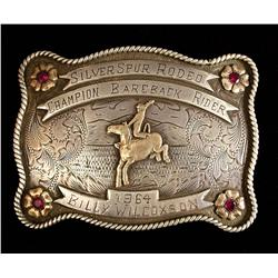 Garcia, Reno 1964 Trophy Buckle