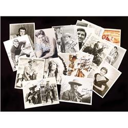 Group of Autographed Photos