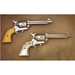 Two Colt Single Action Revolvers