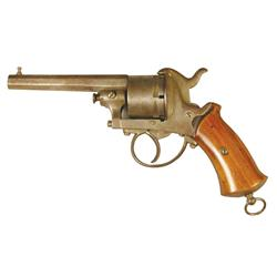 The Guardian 11MM Pinfire revolver