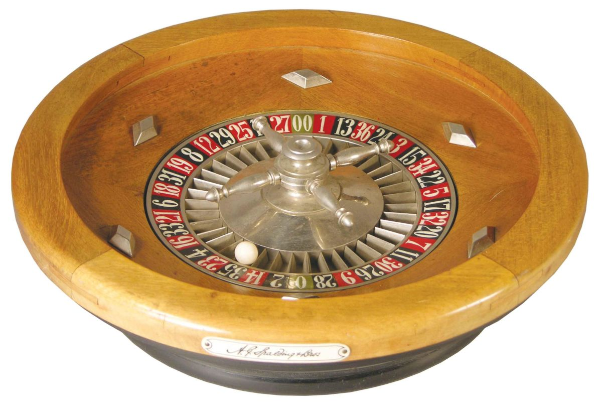 Roulette Table 84 Inch Casino Profesional Layout,folding Metal Legs Made in USA