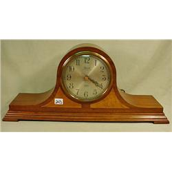 REVERE WESTMINSTER CHIME ELECTRIC MANTLE CLOCK