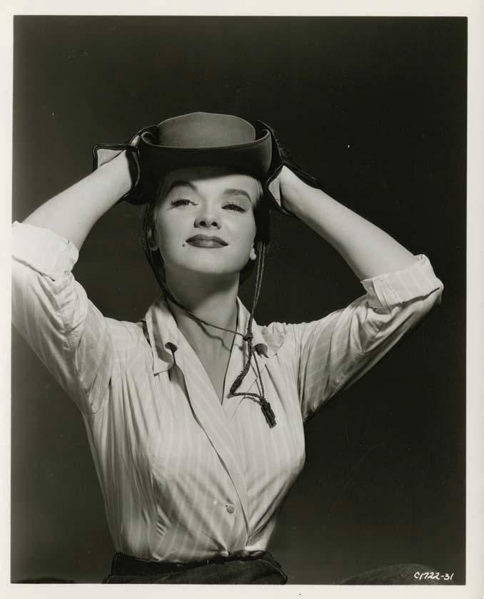 Image 1  Anne Francis ...