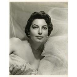 Ava Gardner key-set portraits from Pandora and the Flying Dutchman by Virgil Apger