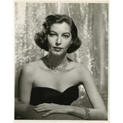 Ava Gardner key-set portraits from Show Boat by Virgil Apger