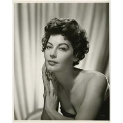 Ava Gardner key-set portraits from Ride, Vaquero! by Virgil Apger