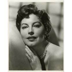 Ava Gardner key-set portraits from Mogambo by Virgil Apger