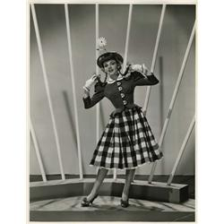 Judy Garland oversize gallery portraits from For Me and My Gal by Eric Carpenter