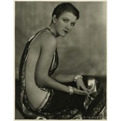 Katherine Irving oversize gallery portrait by Edwin Bower Hesser