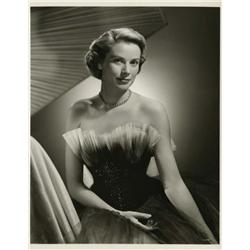 Grace Kelly key-set portraits from Mogambo by Virgil Apger