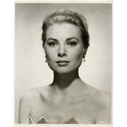 Grace Kelly key-set portraits from Rear Window by Virgil Apger