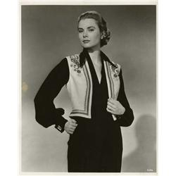Grace Kelly key-set portraits from Green Fire by Virgil Apger