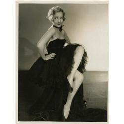 Bessie Love oversize gallery portrait by Ruth Harriet Louise