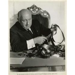 Four portraits of Cecil B. De Mille