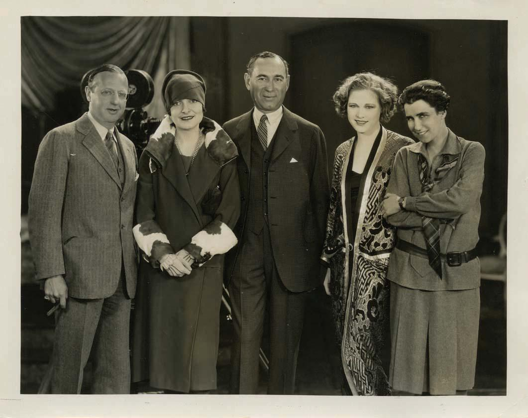 D W photos of directors frank borzage d w griffith ernest b schoedsack l lasky and others