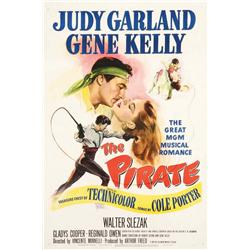 The Pirate one-sheet poster