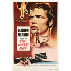 The Wild One one-sheet poster