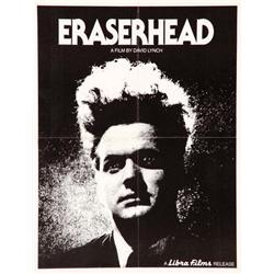 Eraserhead one-sheet poster