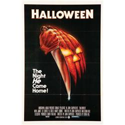 Halloween one-sheet poster