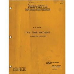 The Time Machine script