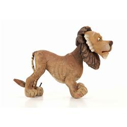 Collection of 50+ puppets from Wilbur the Lion