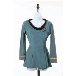 "Star Trek: Original Series 2nd Season Starfleet Sciences Dress from ""Wolf in the Fold"""
