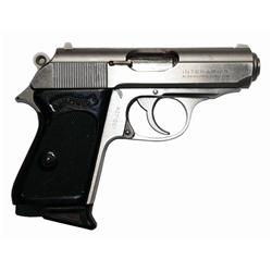 """Michael Imperioli Walther PPK with ankle holster used to shoot """"Matt Bevilaqua"""" in The Sopranos"""