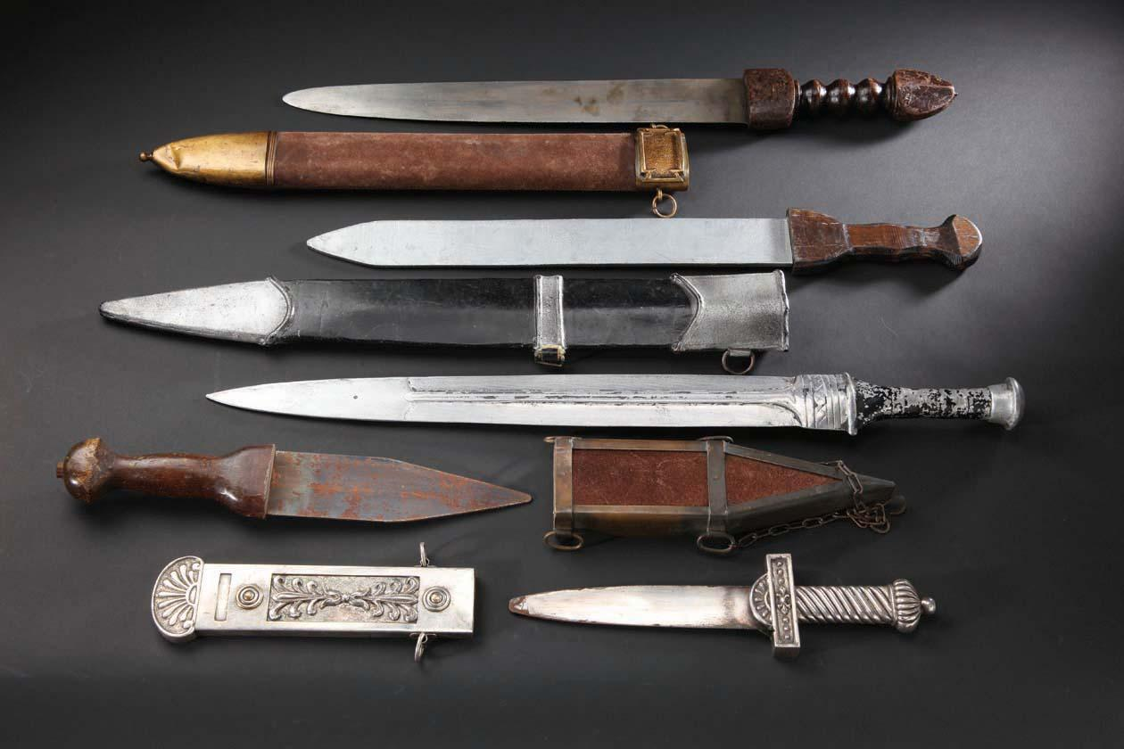 Super Comp - Win A Sword Used In Spartacus: War Of The Damned ...