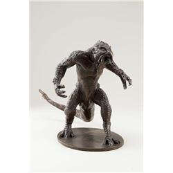 Rare bronze casting of Ray Harryhausen's stop-motion animation Ymir from 20 Million Miles to Earth