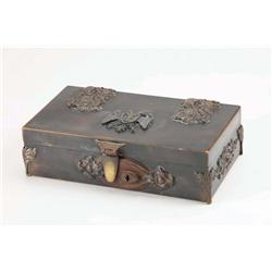 Frankenstein family metal box from Young Frankenstein