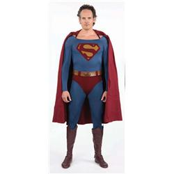 Christopher Reeve hero evil Superman suit from Superman III