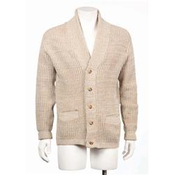 Robert Redford cardigan sweater from The Natural