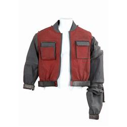 "Michael J. Fox ""Marty McFly"" jacket from Back to the Future II"
