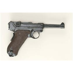 "Ralph Fiennes ""Amon Goeth"" prop Luger pistol from Schindler's List"