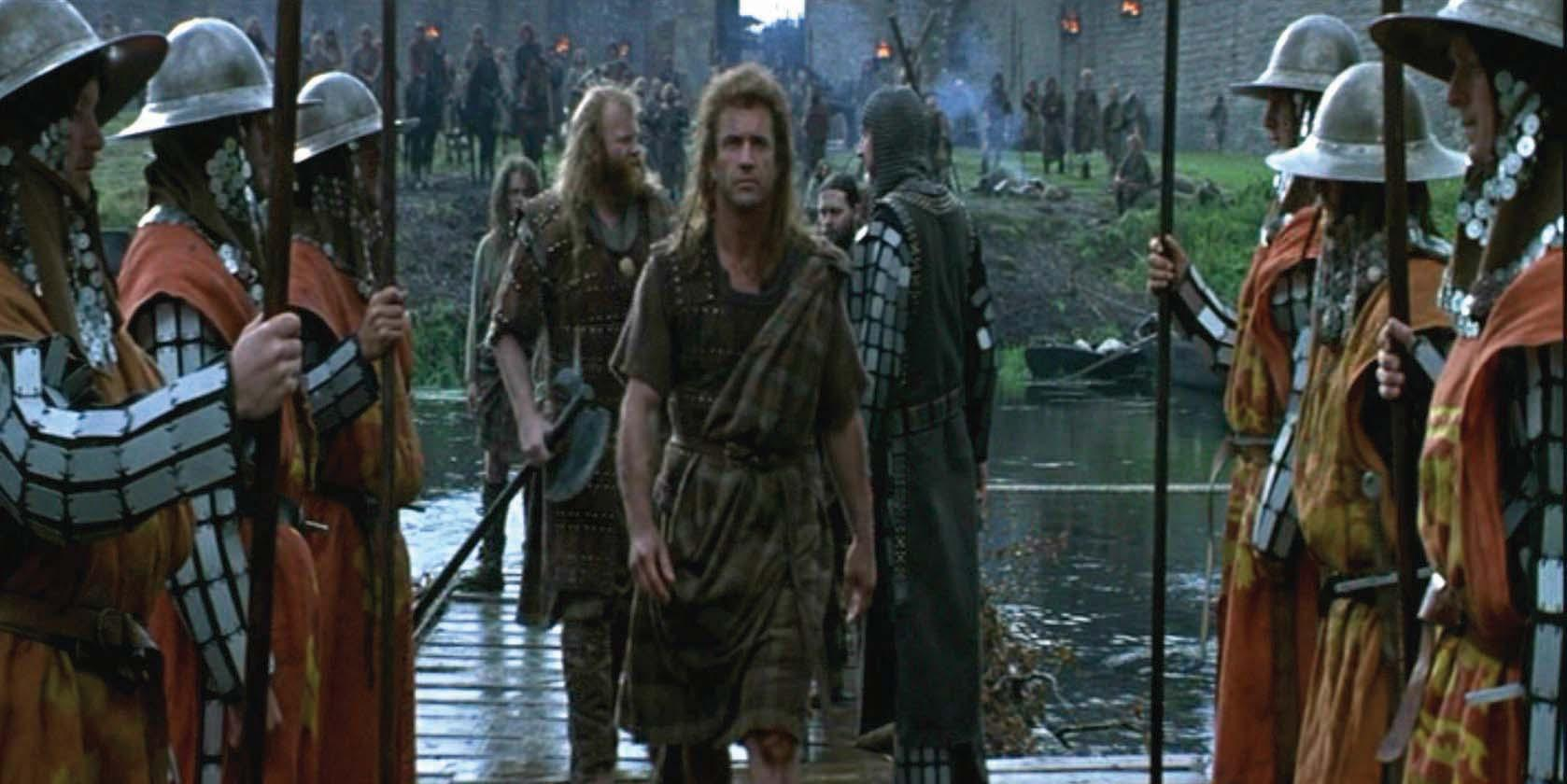 braveheart leadership and william wallace Leadership in the movies: braveheart leadership and movies the series directed by mel gibson and featuring mel gibson as william wallace and patrick.