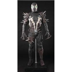 "Michael Jai White ""Spawn"" hero battle suit and display from Spawn"