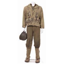 "Complete Jeremy Davies ""Cpl. Timothy E. Upham"" costume from Saving Private Ryan"