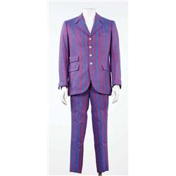 "Mike Myers signature ""Austin Powers"" groovy suit jacket and pants from Austin Powers in Goldmember"