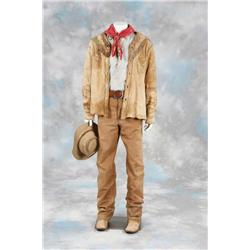 Viggo Mortenson signature costume from Hidalgo