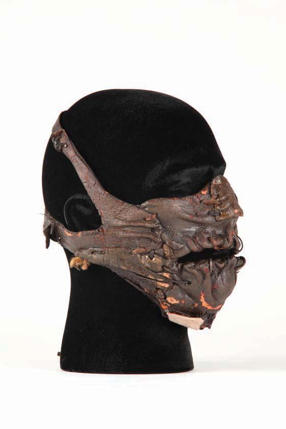 Texas chainsaw massacre the beginning mask