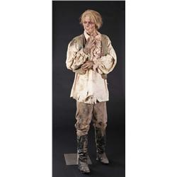 Tom Cruise costume display from Interview with the Vampire: The Vampire Chronicles