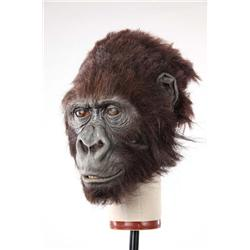 "Screen-used hero ""Amy"" animatronic head from Congo"