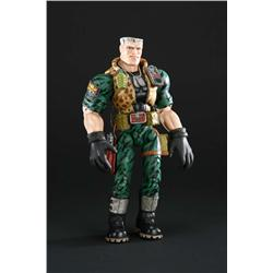 """Chip Hazard"", ""Kip Killagin"" and ""Butch Meathook"" Commando Elite puppets from Small Soldiers"