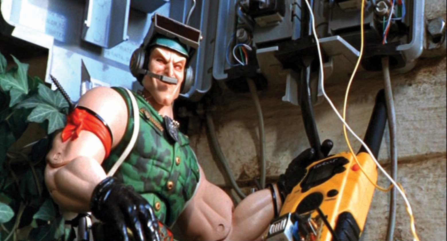 Small Soldiers Butch Meathook From small soldiers