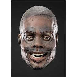 "Chris Rock ""Comedian"" animatronic robot head from A.I.: Artificial Intelligence &  Android scalp"